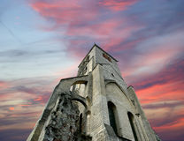Basilica of Saint-Martin, Tours, France.  Royalty Free Stock Image