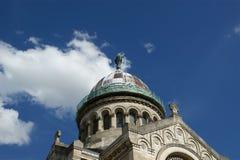 Basilica of Saint-Martin, Tours, France Royalty Free Stock Images