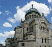 Basilica of Saint-Martin, Tours, France Stock Photo