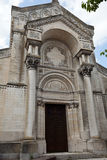 The Basilica of Saint-Martin, Tours, Royalty Free Stock Images