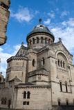 The Basilica of Saint-Martin, Tours, Royalty Free Stock Image
