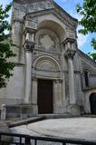 The Basilica of Saint-Martin, Tours Stock Photos