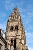 The Basilica of Saint-Martin, Tours, Royalty Free Stock Image