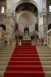 The Basilica of Saint-Martin, Tours, Royalty Free Stock Photography