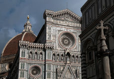 Basilica of Saint Mary of the Flower- Florence Stock Image