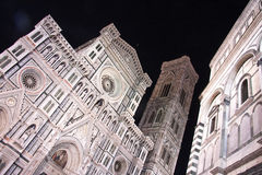 Basilica of Saint Mary of the Flower, Florence, Italy Royalty Free Stock Images