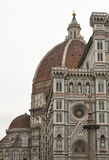 Basilica Saint Mary of the Flower in Florence, Italy Stock Photos