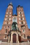 Basilica of Saint Mary Royalty Free Stock Photography