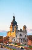 Basilica of Saint Mary in Minneapolis, MN Royalty Free Stock Photo