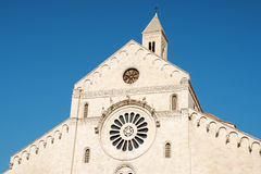 Basilica of Saint Nicholas in Bari Stock Photo