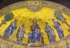 Basilica of Saint Paul, Rome Stock Photos