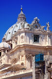Basilica of Saint Peter Royalty Free Stock Photos