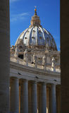 Basilica of Saint Peter, Rome, Vatican Royalty Free Stock Image