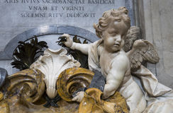 Basilica of saint Peter, Vatican city, Vatican Royalty Free Stock Photos