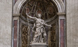 Basilica of saint Peter, Vatican city, Vatican Stock Photography