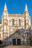 Basilica Saint Pierre in Avignon Stock Image