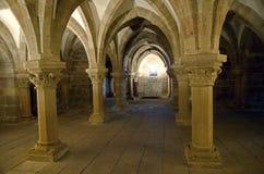 Basilica Saint Prokopius  in Trebic Royalty Free Stock Image