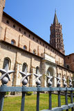 Basilica of Saint Sernin, Toulouse, France Royalty Free Stock Image