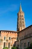 Basilica of Saint-Sernin, Toulouse Stock Photos