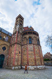 Basilica of Saint Servatius in Maastricht, Netherlands Royalty Free Stock Photo