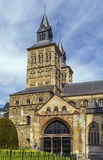 Basilica of Saint Servatius, Maastricht, Netherlands Royalty Free Stock Photo