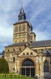 Basilica of Saint Servatius, Maastricht, Netherlands Royalty Free Stock Photo