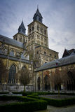 Basilica of saint sevatius Stock Photo