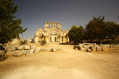 Basilica of Saint Simeon Stylites Royalty Free Stock Image
