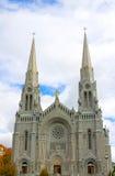 The Basilica of Sainte-Anne-de-Beaupré Royalty Free Stock Images
