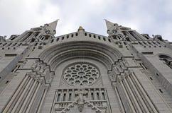 Basilica Sainte-Anne DE Beaupre Royalty-vrije Stock Foto's