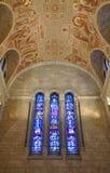 Basilica of Sainte-Anne-de-Beaupre, Quebec Royalty Free Stock Photography