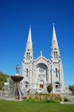Basilica of Sainte-Anne-de-Beaupre, Quebec Royalty Free Stock Photos