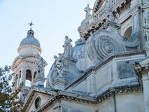Basilica Salute in Venice Royalty Free Stock Photos