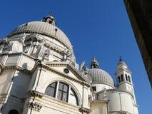 Basilica Salute in Venice Stock Photos