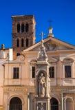 Basilica San Bartolomeo Royalty Free Stock Images