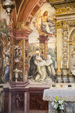 Basilica of San Domenico in Siena Royalty Free Stock Images