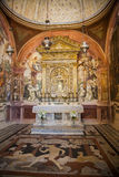 Basilica of San Domenico in Siena Royalty Free Stock Photography