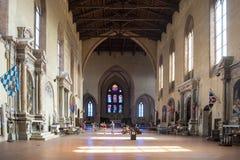 Basilica San Domenico Siena, Italy Royalty Free Stock Photo