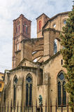 Basilica of San Francesco, Bologna Royalty Free Stock Image