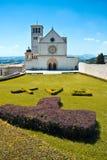 Basilica of San Francesco d'Assisi Stock Photos