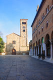 Basilica of San Francesco, Ravenna Stock Photography