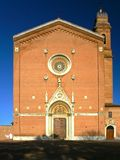 Basilica of San Francesco, Siena Stock Image