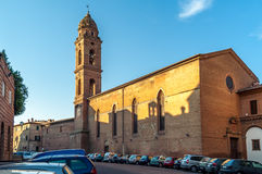 Basilica of San Francesco Stock Photos