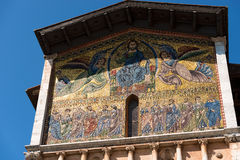 Basilica of San Frediano - Lucca Italy Royalty Free Stock Photography