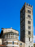 Basilica San Frediano in Lucca, Italy Royalty Free Stock Image