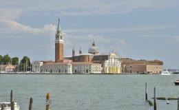 Basilica of San Giorgio Maggiore Stock Photography