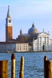 Basilica San Giorgio Maggiore - Venezia Royalty Free Stock Photography