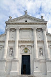 Basilica San Giorgio Maggiore in Venice Royalty Free Stock Photo