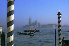 Basilica San Giorgio Maggiore at Venice Stock Photos