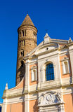 Basilica of San Giovanni Battista in Ravenna Royalty Free Stock Image